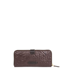 Cera W3 Women s Wallet, Elephant Melbourne Ranch,  brown