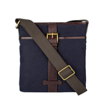Yoruk 02 Crossbody,  navy blue