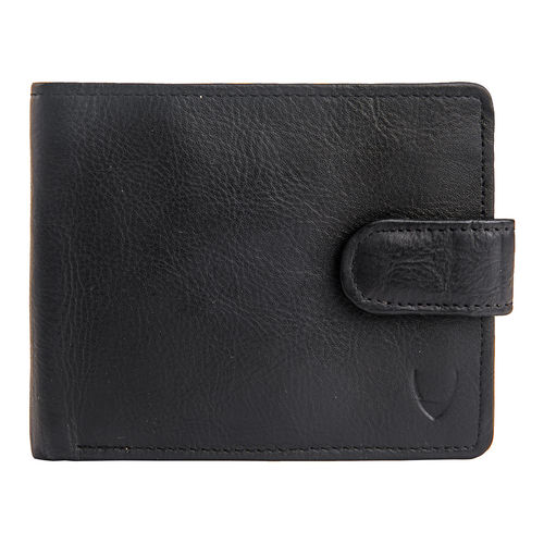 38 Men s Wallet, Regular,  black