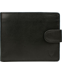 277 038sb Men's Wallet, Melbourne Ranch,  black