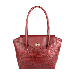 Sb Gisele 01 Women's Handbag, Croco Melbourne Ranch,  red