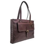 Rizzo 02 Women s Handbag, Baby Croco Melbourne,  brown