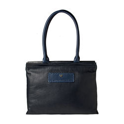 Adhara 01 Handbag, roma,  midnight blue