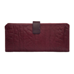 Yangtze W1 Women s wallet, Elephant Ranch,  aubergine