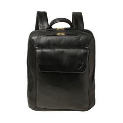 Flint Men's Bag, Regular,  black