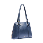 GATSBY 02 WOMEN S HANDBAG SADDLE,  midnight blue