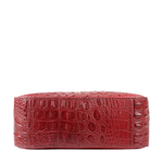AFFAIR 01 WOMENS HANDBAG BABY CROCO,  marsala