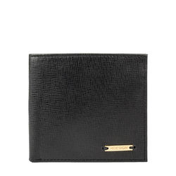 017sc Men's Wallet, Manhattan,  black