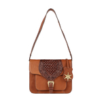 BELLE STAR 02 WOMENS HANDBAG KALAHARI,  tan