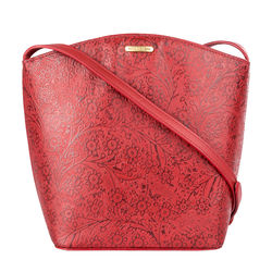 Hamburg Handbag,  red
