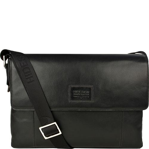Stephenson 03 Men s Messanger Bag, Soho,  black