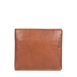 21036(Rf) Men's Wallet Regular,  tan