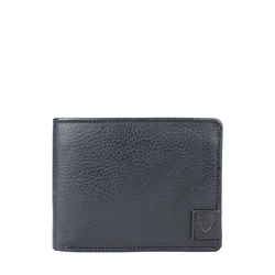 Vw002 Men's Wallet, Regular,  black