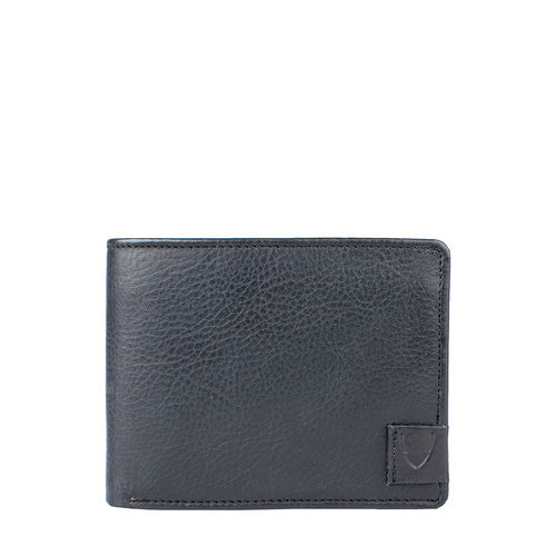 Vw002 Men s Wallet, Regular,  black