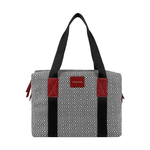 AVENTURA 02 DUFFLE BAG CANVAS,  white