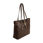 Sb Atria 01 Women s Handbag, Croco Ranchero Brown Tan,  brown