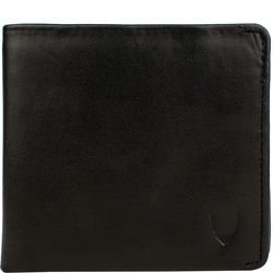 215010 Men's wallet, ranch,  black