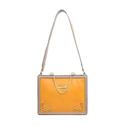 Dumas 01 Women's Handbag Melbourne Ranch,  honey