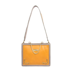 Dumas 01 Women's Handbag Melbourne Ranch,  honey