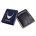 215010 Men s wallet,  black, khyber