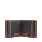 373-01 MC RF MENS WALLET MELBOURNE RANCH,  black
