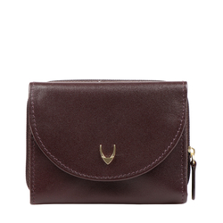 VITELLO W3 RF WOMENS WALLET RANCH,  chestnut