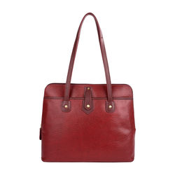 Hong Kong 02 Sb Women's Handbag, Lizard Melbourne Ranch,  marsala