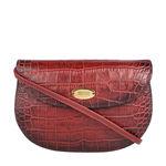 Croco W3 Women s Wallet, Croco Melbourne Ranch,  red