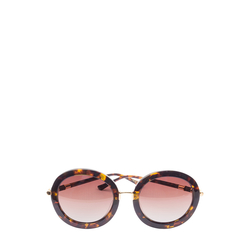 SKII-HAVANA Women's sunglasses,  brown