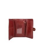 Intercato 10 (Rfid) Women s Wallet, Regular,  red