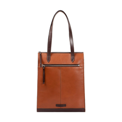 HIDESIGN X KALKI EDGE 02 WOMEN'S SHOULDER BAG SOHO,  brown