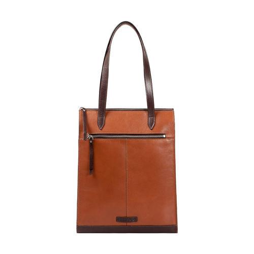 HIDESIGN X KALKI EDGE 02 WOMEN S SHOULDER BAG SOHO,  brown