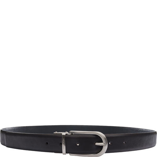 Ethan Men s Belt Ranch Manhattan, 34-36,  brown