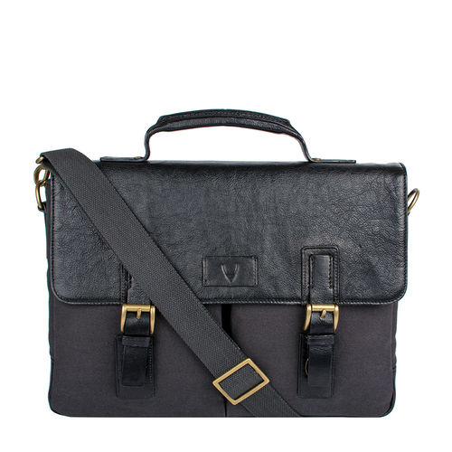 Bedouin 01 Briefcase,  black