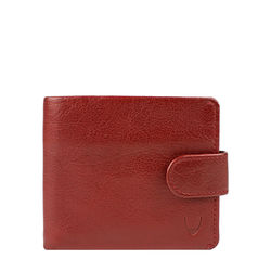 209 010A Men's Wallet Ranchero,  red