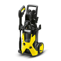K'A'RCHER K 5 PREMIUM HIGH PRESSURE WASHER