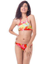 PrettySecrets Tie And Dye Sunkissed Bikini (PSW16SWM06A), multicolor, m