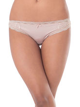 Prettysecrets Lacy Thong (PSW16THG11D), nude, s