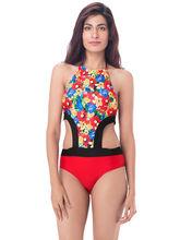 PrettySecrets Floral Sunkissed Monokini (PSW16SWM14B), multicolor, l