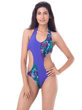 PrettySecrets Animal Sunkissed Monokini (PSW16SWM15A), multicolor, s