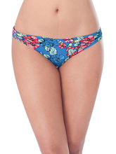 Prettysecrets Seamless Bikini (PSW16PBKN06E), blue, xl