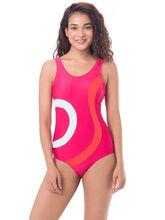 PrettySecrets Sunkissed Swimsuit (PSW16SWM05B), pink, m