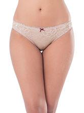 Prettysecrets Lace Bikini (PSW16PBKN08C), nude, l