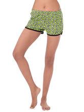 PrettySecrets Cotton Supersoft Shorts (PS0916CST05), green, s