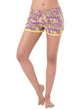PrettySecrets Cotton Supersoft Shorts (PS0916CST01), pink, s