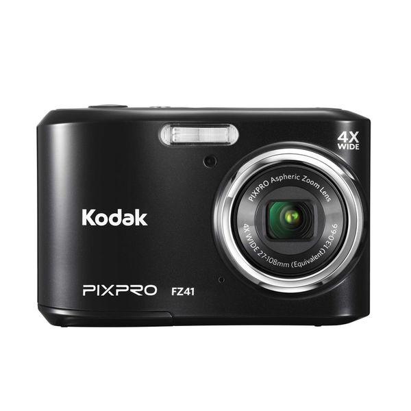 Kodak Pixpro FZ41,  silver