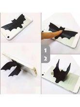 Flintstop Batman SIlicon Mobile Holder