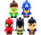 Flintstop Super Hero 8 GB USB Pen Drive