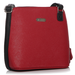 Lavie Rosetta Dark Red Small Sling Bag