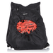 GEAR Carry On Black/Orange Backpack